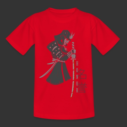 Samurai Digital Print - Kids' T-Shirt