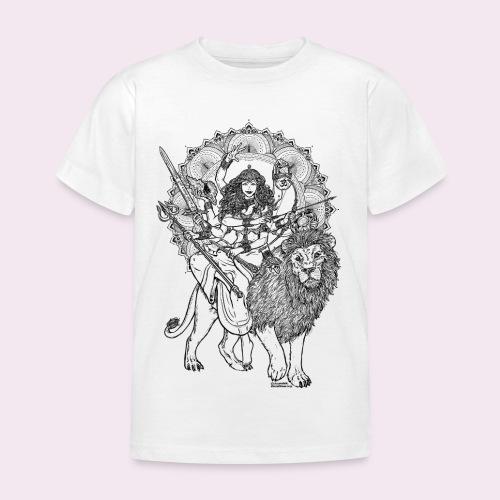 Durga - Kinder T-Shirt