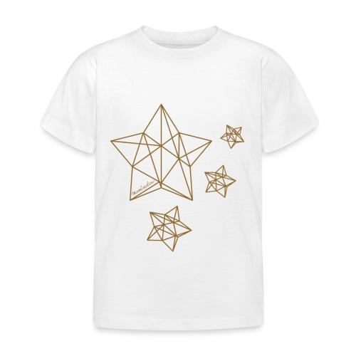 Sternenhimmel Diamant - Kinder T-Shirt