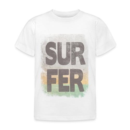 Surfer - Camiseta niño
