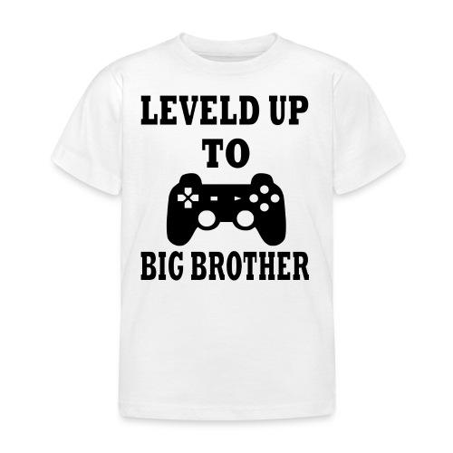 Großer Bruder Geschwister Geschenk Überraschung - Kinder T-Shirt