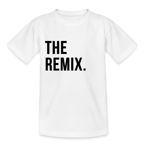 The Remix Eltern Kind Partnerlook - Kinder T-Shirt