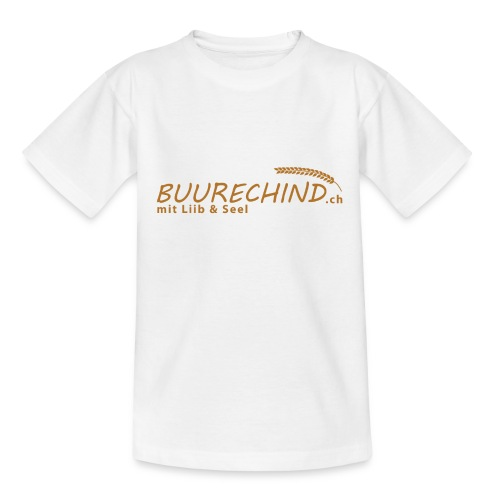 Buurechind.ch - Kollektion - Kinder T-Shirt