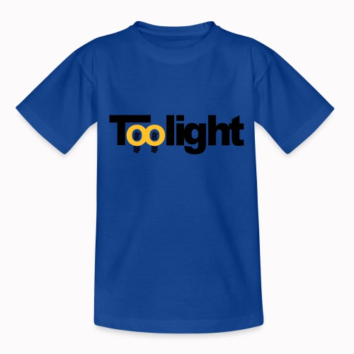 toolight off - Maglietta per bambini