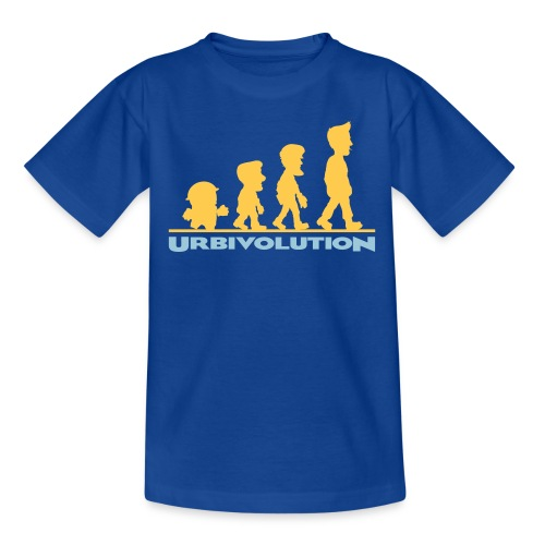 Urbivolution - Kinder T-Shirt