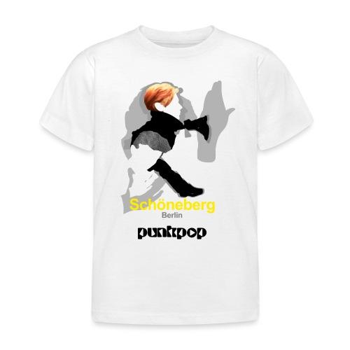 Schöneberg Punkpop - Maglietta per bambini