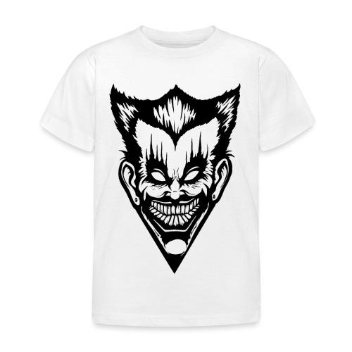 Horror Face - Kinder T-Shirt