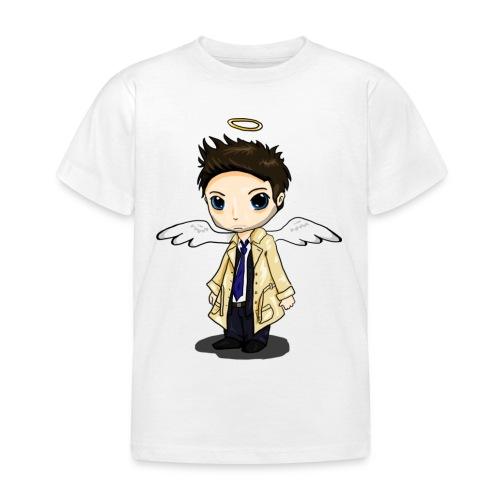 Team Castiel (dark) - Kids' T-Shirt