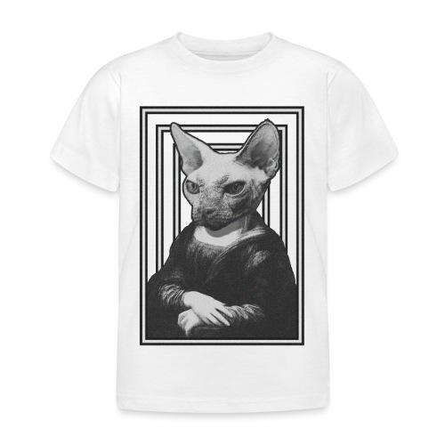 CAT LISA - Camiseta niño