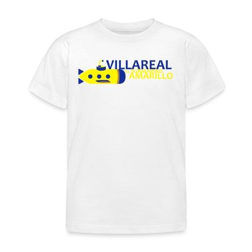 Villareal - Camiseta niño
