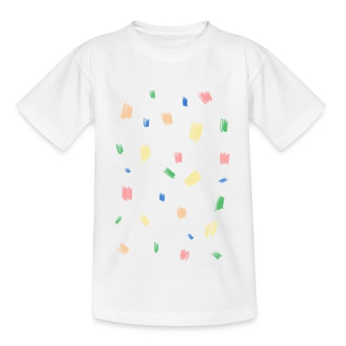 Scribble - Kinder T-Shirt