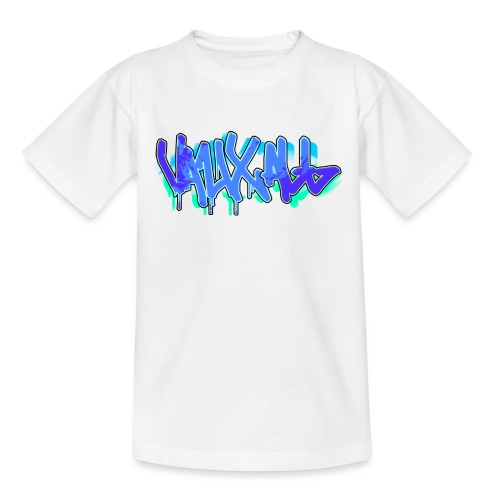 Graffiti | BLUE - Kids' T-Shirt