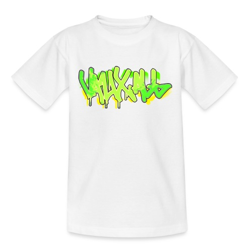 Graffiti | GREEN - Kids' T-Shirt
