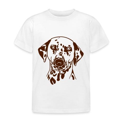 Dalmatiner 028 - Kinder T-Shirt