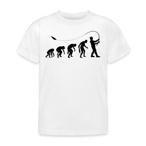 Evolution of fischers - Kinder T-Shirt