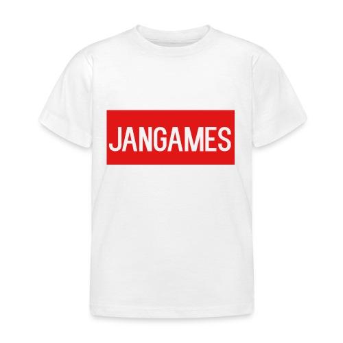 Jangames merch - Kinderen T-shirt