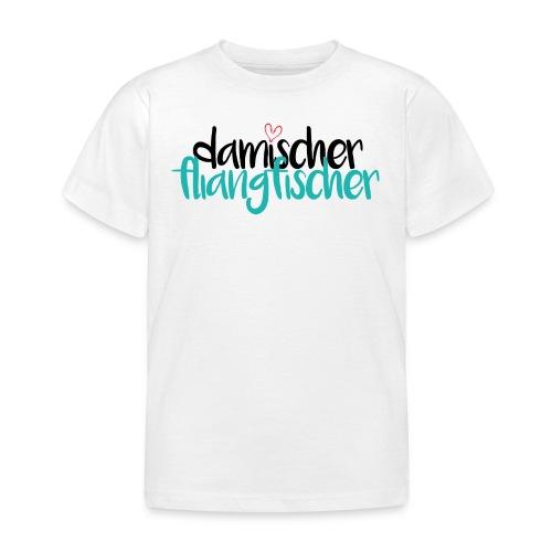 Damischer Doagfischer - Kinder T-Shirt