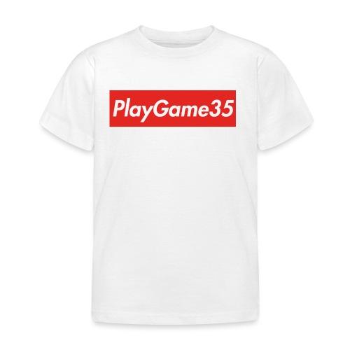 PlayGame35 - Maglietta per bambini
