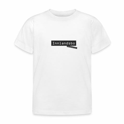 Innlandsbo, Västerbotten - T-shirt barn