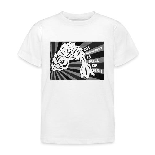 Fish Bermondsey - Kids' T-Shirt