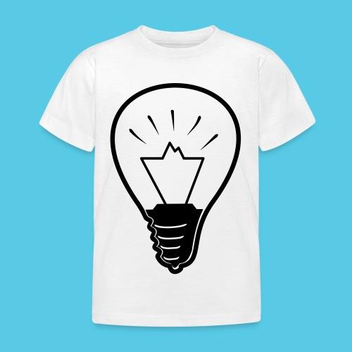 glühende Berge - Kinder T-Shirt