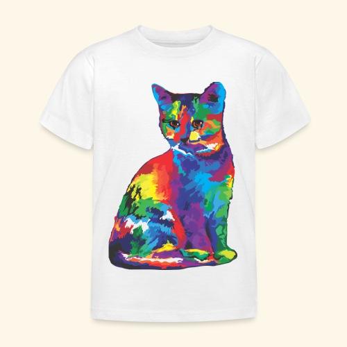 Gato fantástico - Camiseta niño