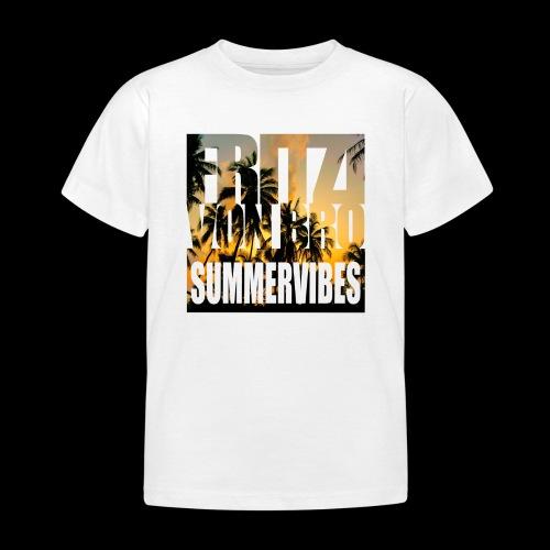 Fritzi von Bro Summervibes - Kinder T-Shirt