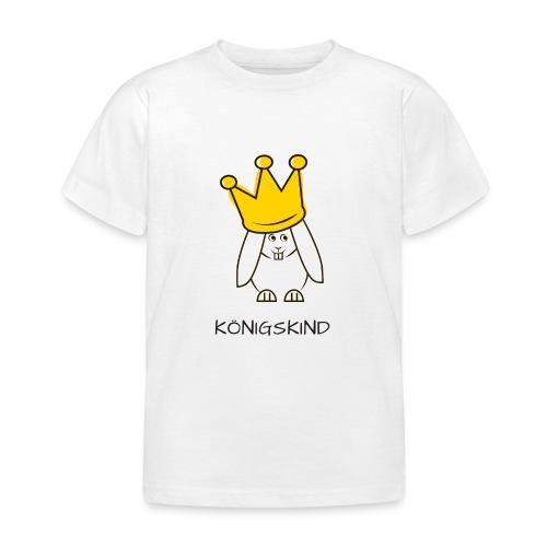 hipps koenigskind - Kinder T-Shirt
