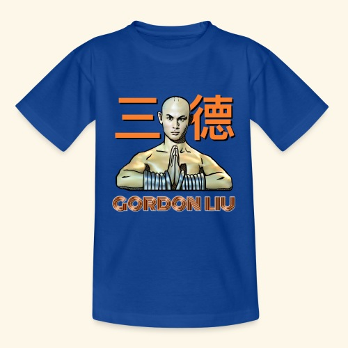 Gordon Liu - San Te Monk (Official) 6 dots - Kinderen T-shirt
