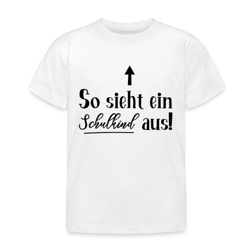 Schulkind 2019 - Kinder T-Shirt
