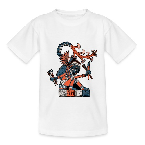 MAESTRO MEZCALERO PREHISPÁNICO - Camiseta niño