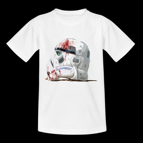 Fallen Stormtrooper - Kids' T-Shirt