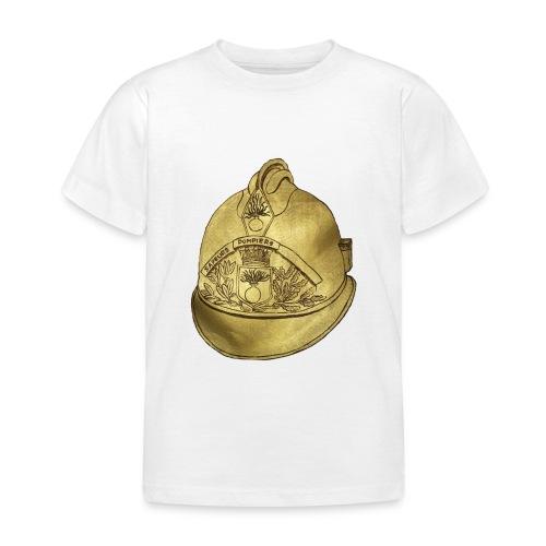 Casque pompier - T-shirt Enfant