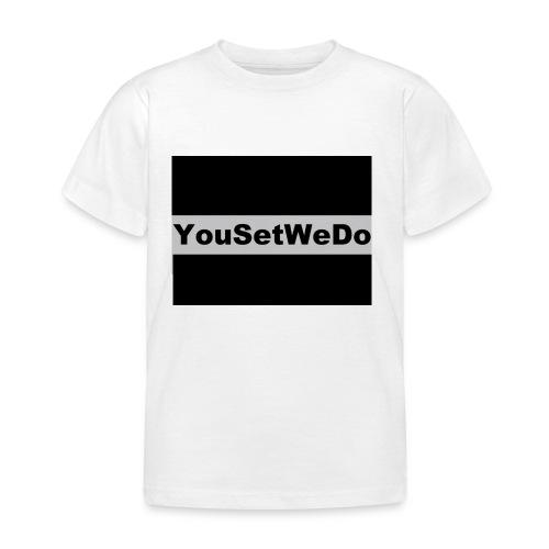 logo for case - Kids' T-Shirt