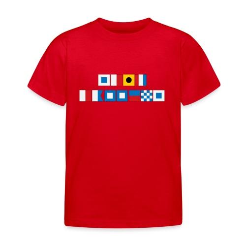 S-Hapens - Kids' T-Shirt
