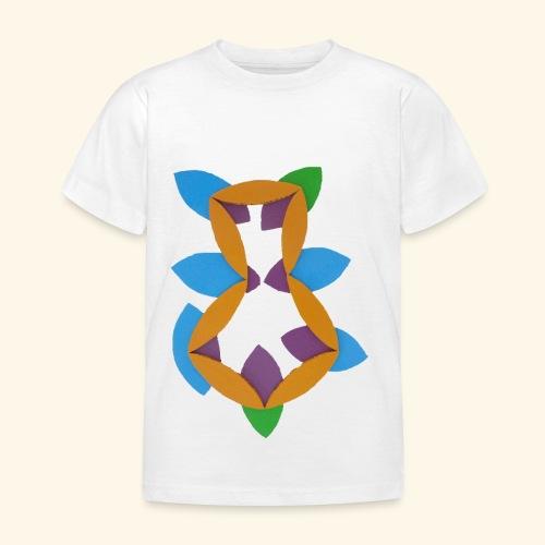 oranjeblanjebleu - Kinderen T-shirt