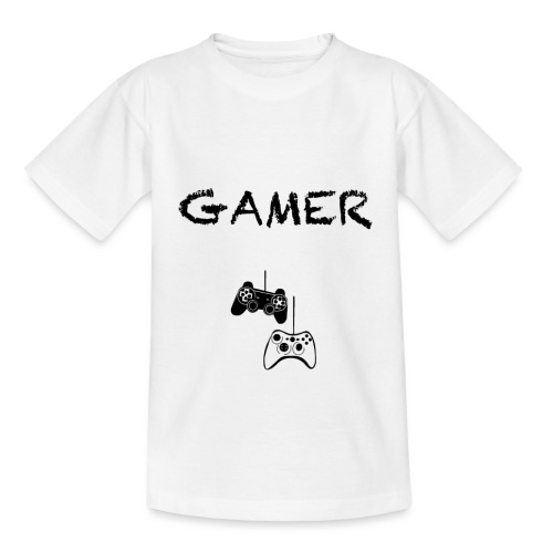 This is Gamer - T-shirt Enfant