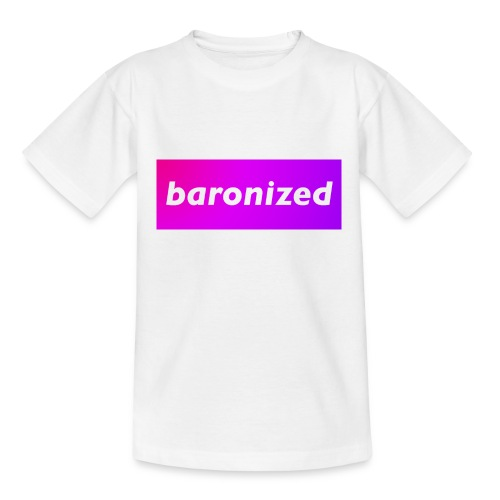 baronized - Kinder T-Shirt