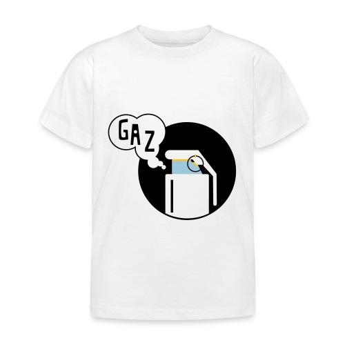 gaz1 - T-shirt Enfant