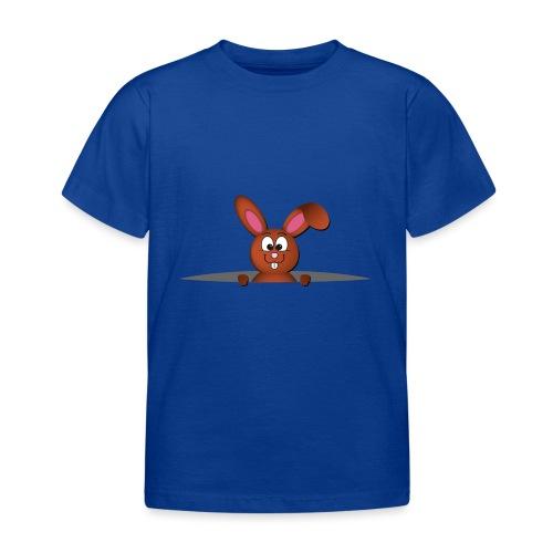 Cute bunny in the pocket - Maglietta per bambini