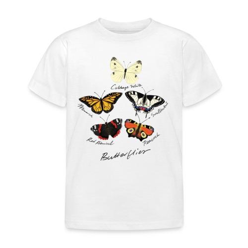 Butterflies - Kids' T-Shirt