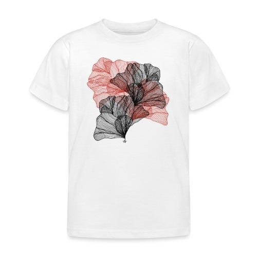 wired leafs - Kinderen T-shirt