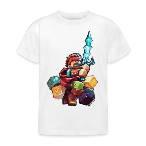 BDcraft Hero - Kids' T-Shirt