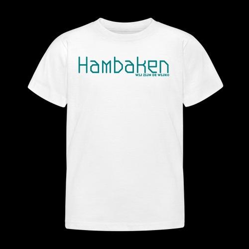 Hambaken Plasmatic Regular - Kinderen T-shirt