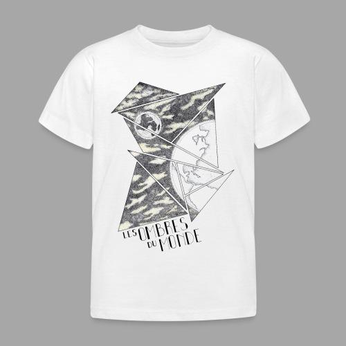 Ombres du monde - La valse à mille points - T-shirt Enfant