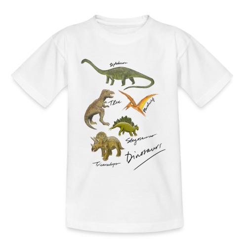 Dinosaurs - Kids' T-Shirt