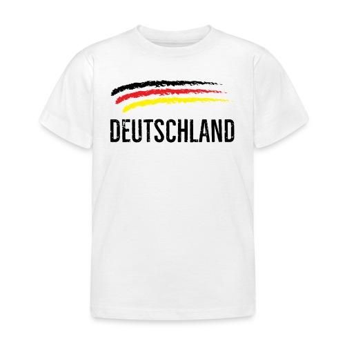 Deutschland, Flag of Germany - Kids' T-Shirt