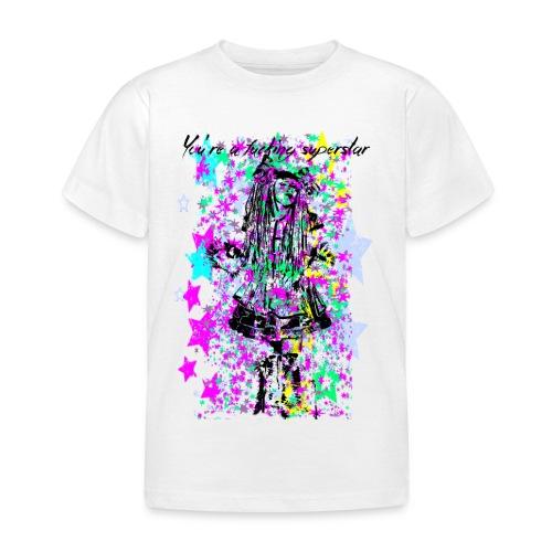 SUPERSTAR unisex - Camiseta niño
