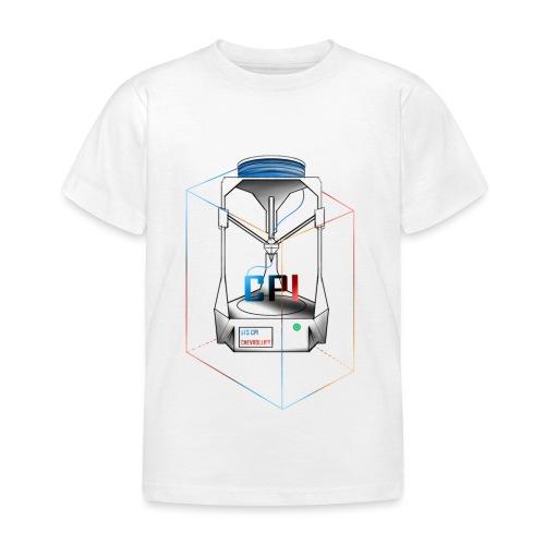 New Logo CPI - T-shirt Enfant