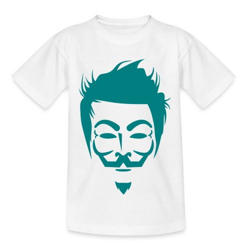 Anonymous Hipster - T-shirt Enfant